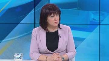 Цвета Караянчева определи като неуместно шествието на президента Радев