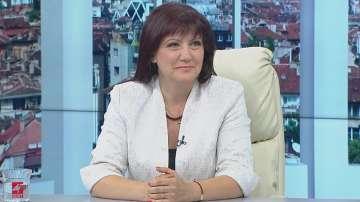 Цвета Караянчева: Датата на изборите ще е 6 ноември