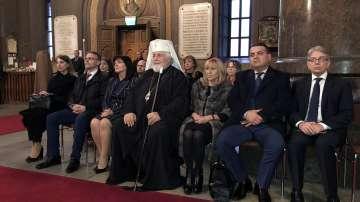 Българската парламентарна делегация разговаря с архиепископа на Финландия