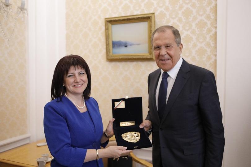 Русия приветства готовността на България да осигури транзита на газ
