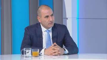 Цветан Цветанов: Акценти в началото - антикорупцията и мажоритарен вот