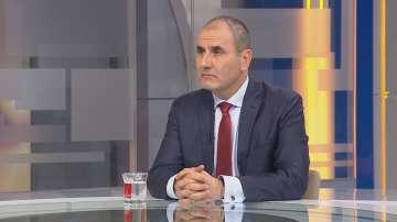 Цветан Цветанов: Главчев взе правилното лично решение