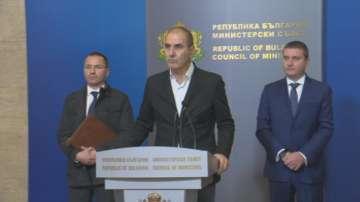 Цветан Цветанов: България няма да се присъединява към пакта за миграция на ООН