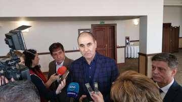 Цветан Цветанов: Радев не е последователен
