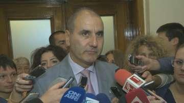 Цветанов: Новият здравен министър може да бъде избран след дебатите по бюджета
