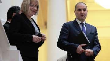 Цветанов: Ако има правителство в рамките на този парламент, ще е съвсем скоро