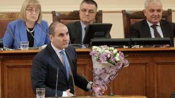 Цветанов благодари на всички парламентарни групи за консенсуса по важните теми