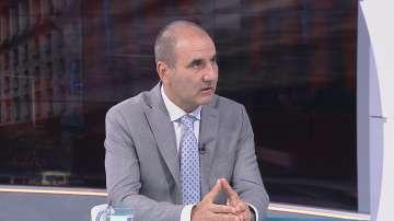 Цветан Цветанов: Депутатите от ГЕРБ ще гласуват за оставките на тримата министри