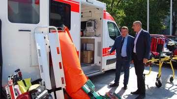 Цветанов: Регионите се развиват успешно, когато местната власт е инициативна