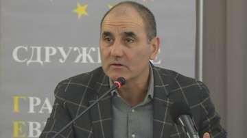 Цветан Цветанов: ГЕРБ не са се отказали от машинното гласуване
