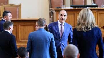 Политически реакции след края на депутатските правомощия на Цветанов