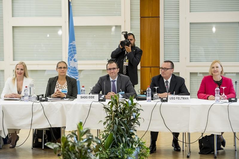 снимка 1 Нов кръг от преговори за Кипър