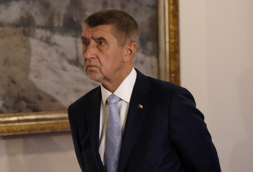 Чешкият премиер Андрей Бабиш заяви днес, че никога няма да