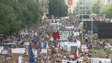 В Прага готвят голям протест с искане за оставка на премиера