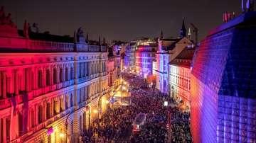 Чехия и Словакия отбелязват 30 години от Нежната революция