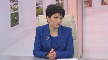 Десислава Атанасова: По казуса КТБ изпълнителната власт свърши доста работа