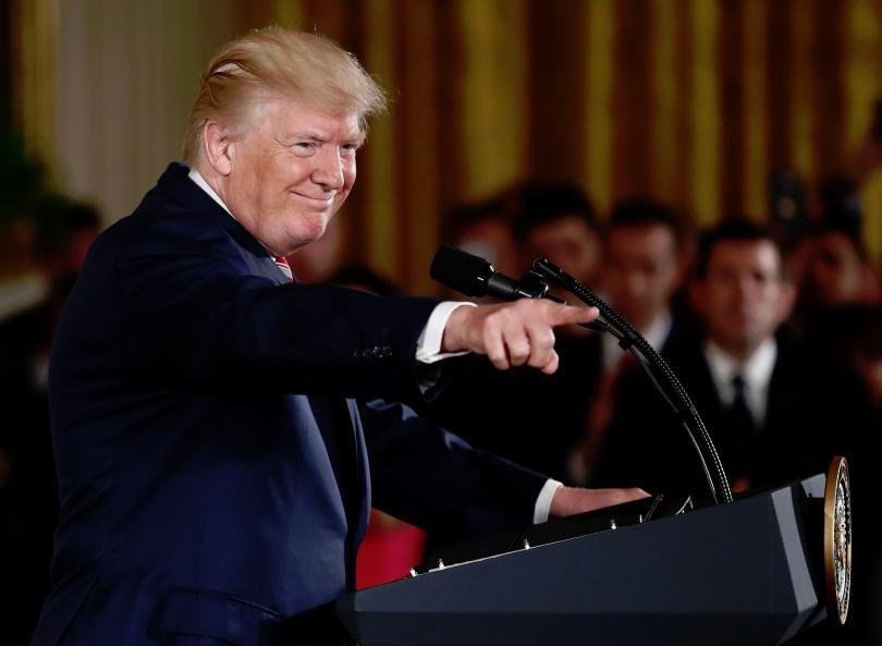 снимка 1 Доналд Тръмп се обяви за приватизиране на американския въздушен контрол