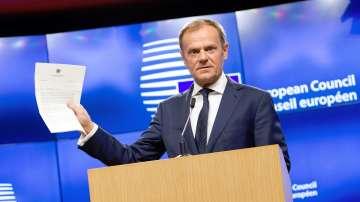 Доналд Туск ще даде насоки за преговорите за Брекзит