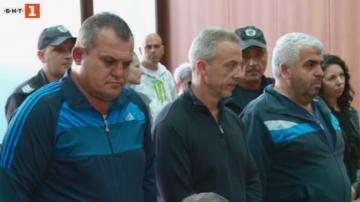 Тримата служители на ДАИ-Пловдив вече с постоянна мярка Задържане под стража
