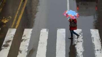 Жълт код за обилни валежи е обявен в 19 области в страната