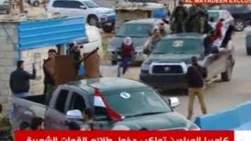 Дамаск се готви за битки в Африн и в Източна Гута