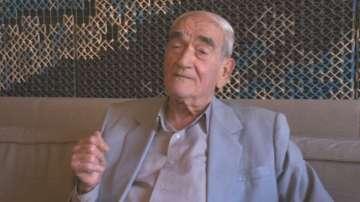 Журналистът Дамян Обрешков на 90