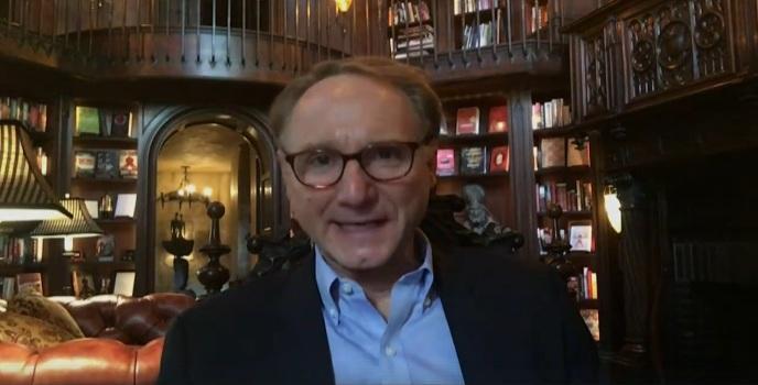 Американският писател Дан Браун избра БНТ, за да даде първото