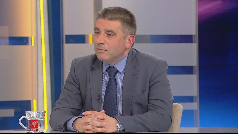Председателят на Комисията по правни въпроси в парламента Данаил Кирилов