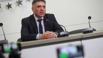 Данаил Кирилов положи клетва като правосъден министър