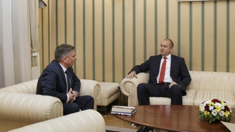 Правосъдният министър подкрепи действията на главния прокурор Сотир Цацаров. Данаил