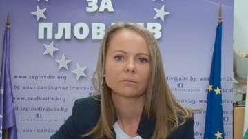 Дани Каназирева: Ще подкрепим всяко едно добро решение на кмета на Пловдив