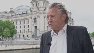 Специално за БНТ: Биографът на Урсула фон дер Лайен - Даниел Гофарт