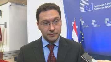 Даниел Митов: България настоява за стриктен контрол на външните граници на ЕС