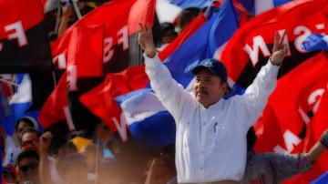 Първо интервю на президента на Никарагуа Даниел Ортега от 2009 година насам