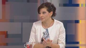 Дариткова: Превенцията на насилието не се случва само със законодателни мерки