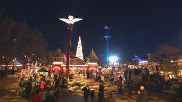 Коледният базар в Копенхаген вече очаква своите посетители