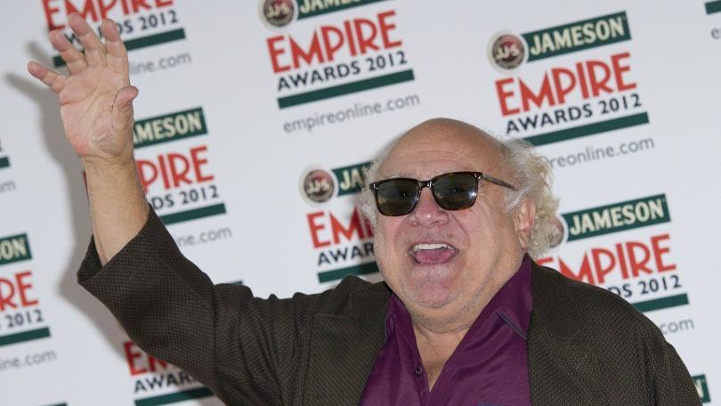 73-годишният Де Вито беше отличен за цялостно творчество на кинофестивала