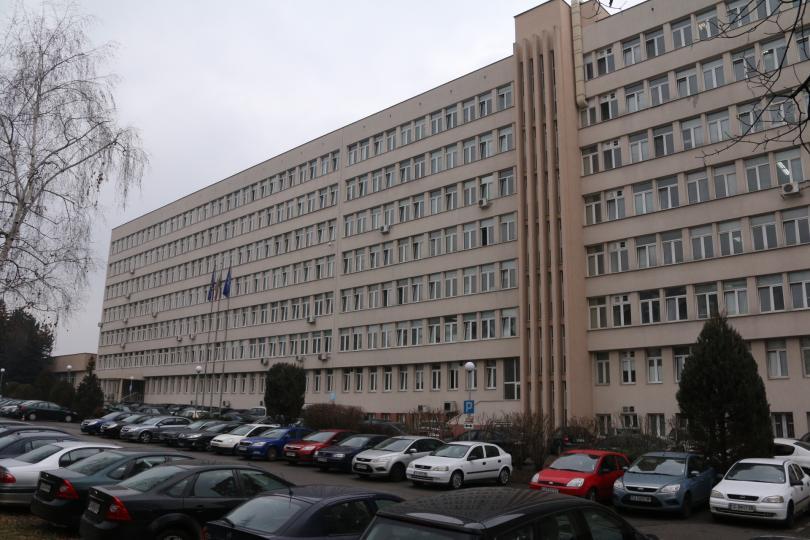 снимка 2 Мъж се самоуби в сградата на ДАНС