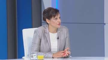 Даниела Дариткова: Работим по въвеждането на здравна информационна система