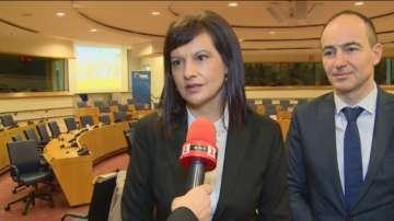 Даниела Дариткова обсъжда в Брюксел окончателното отпадане на мониторинга