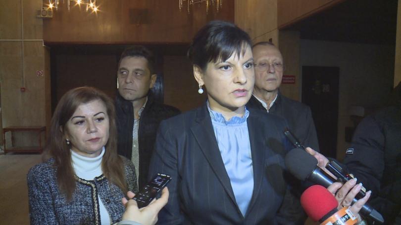 Дариткова: Правителството трябва да продължи своята работа до края на мандата