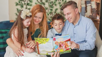Излиза буквар за живота на деца със Синдром на Даун