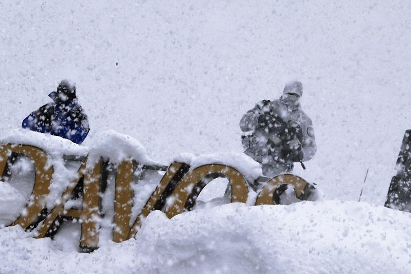 След броени часове в шейцарския град Давос ще бъде открито