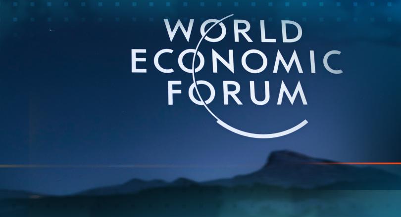 Броени часове преди началото на Световния икономически форум в Давос,
