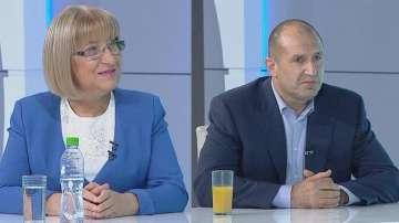 Радев прие поканата на Цачева, дебатът ще е по БНТ1