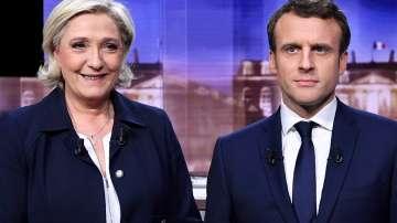 Кой е победител след дебата Макрон-Льо Пен?