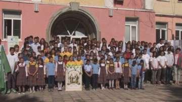 Деца рецитираха Върви, народе възродени в Каварна