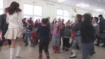 Празнично тържество за децата от Хитрино