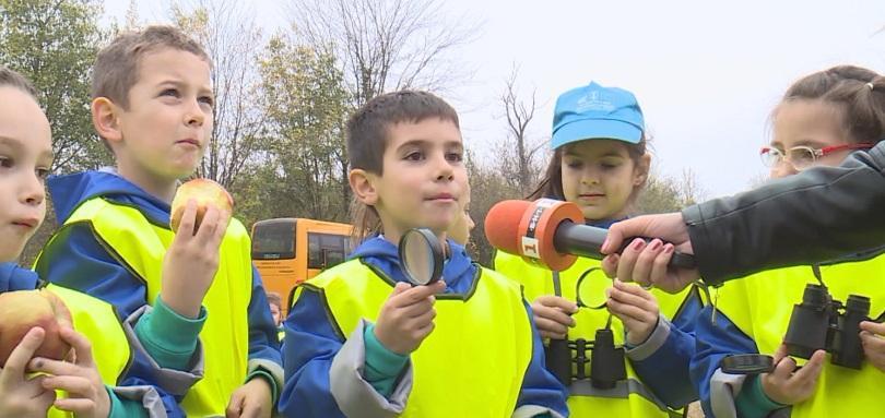 Над 1000 деца станаха изследователи на природата в Русе