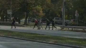 Деца пресичат неправилно заради опасен подлез във Варна